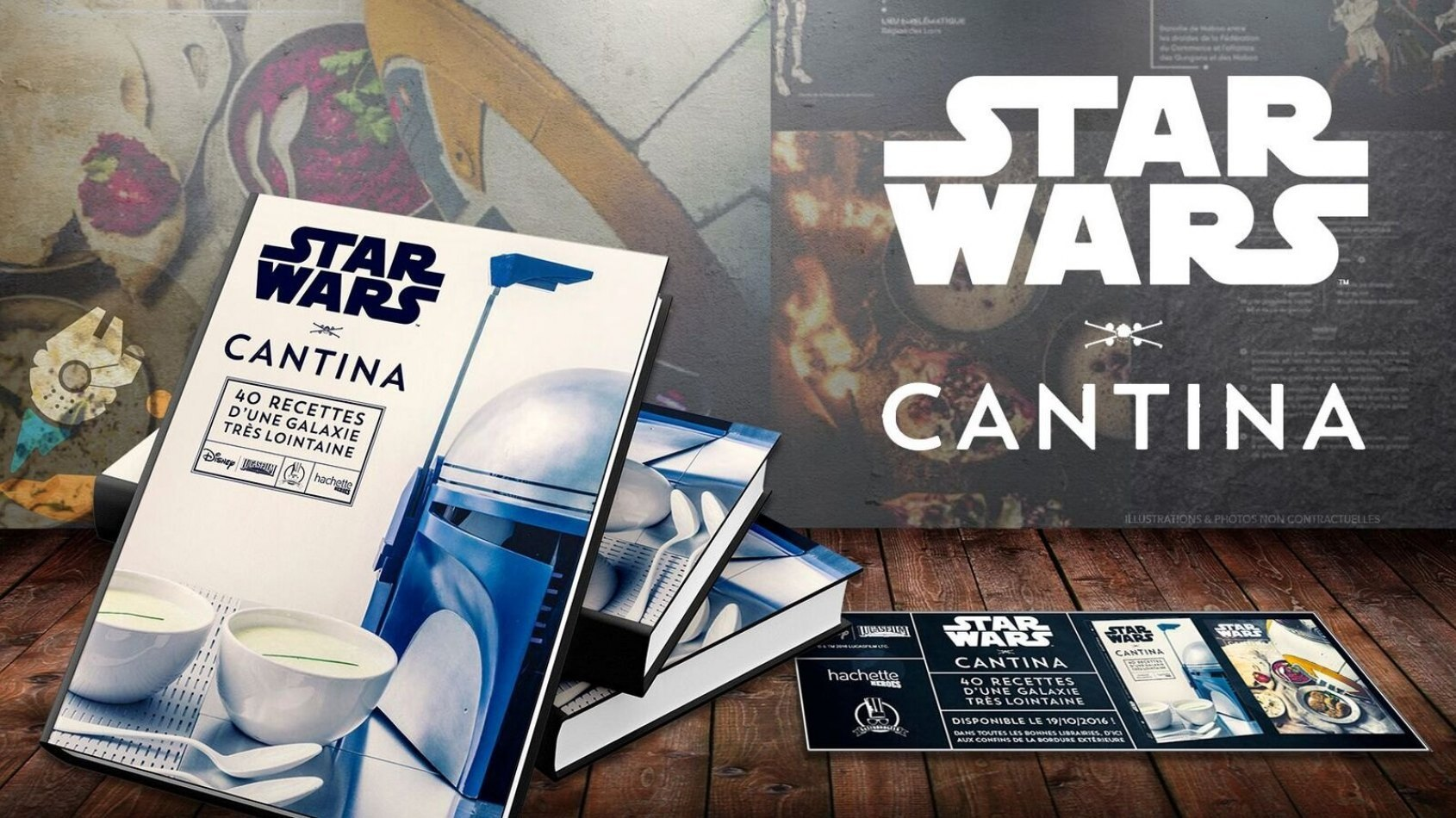 Review : Star Wars Cantina de Thibaud Villanova