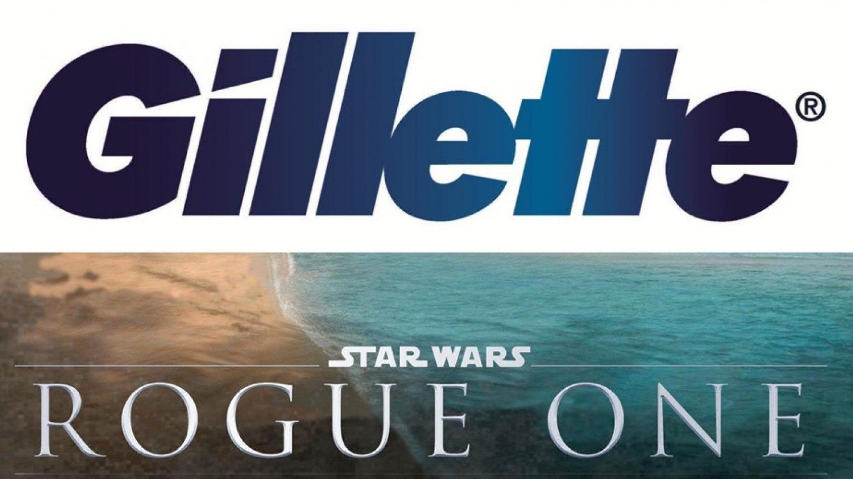 Gillette : lancement de leur campagne sur le thème de Rogue One