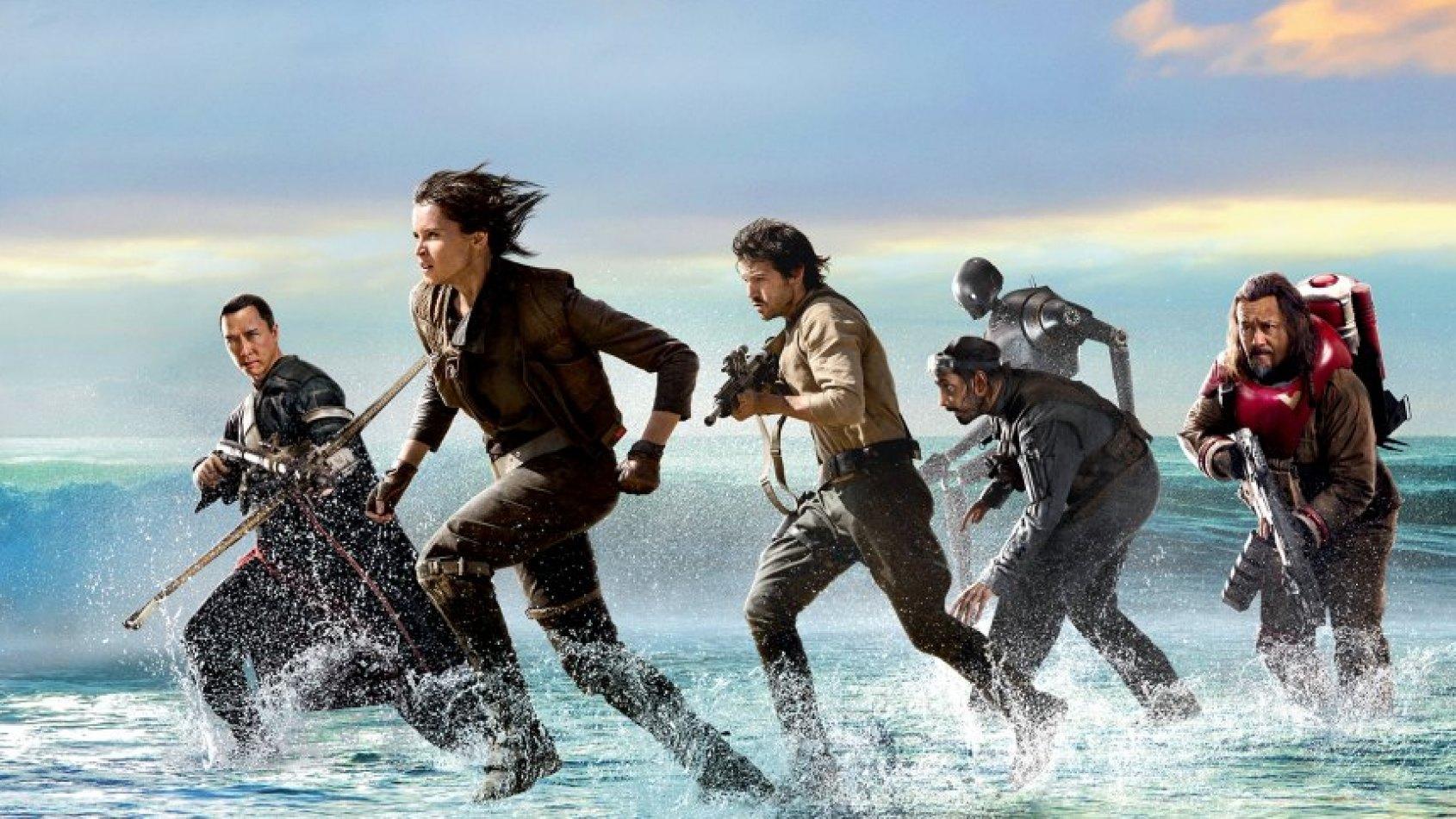 De nouvelles affiches pour Rogue One !
