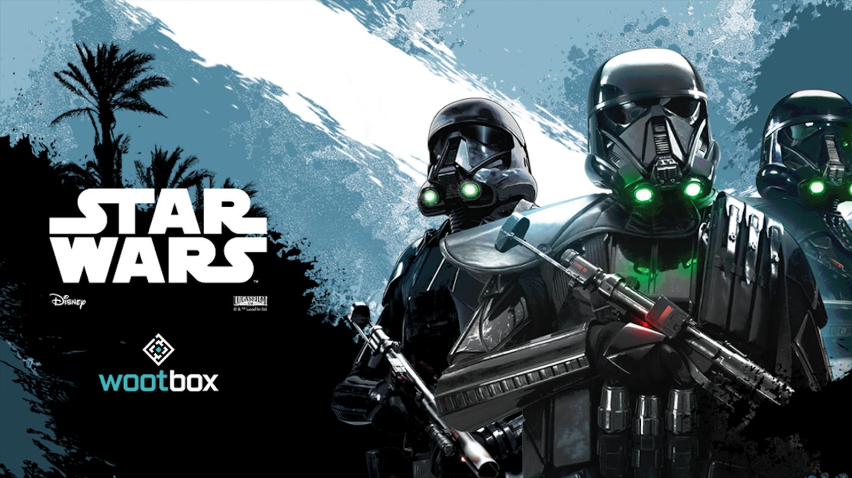 WOOTBOX - un contenu 100% Star Wars & Rogue One !