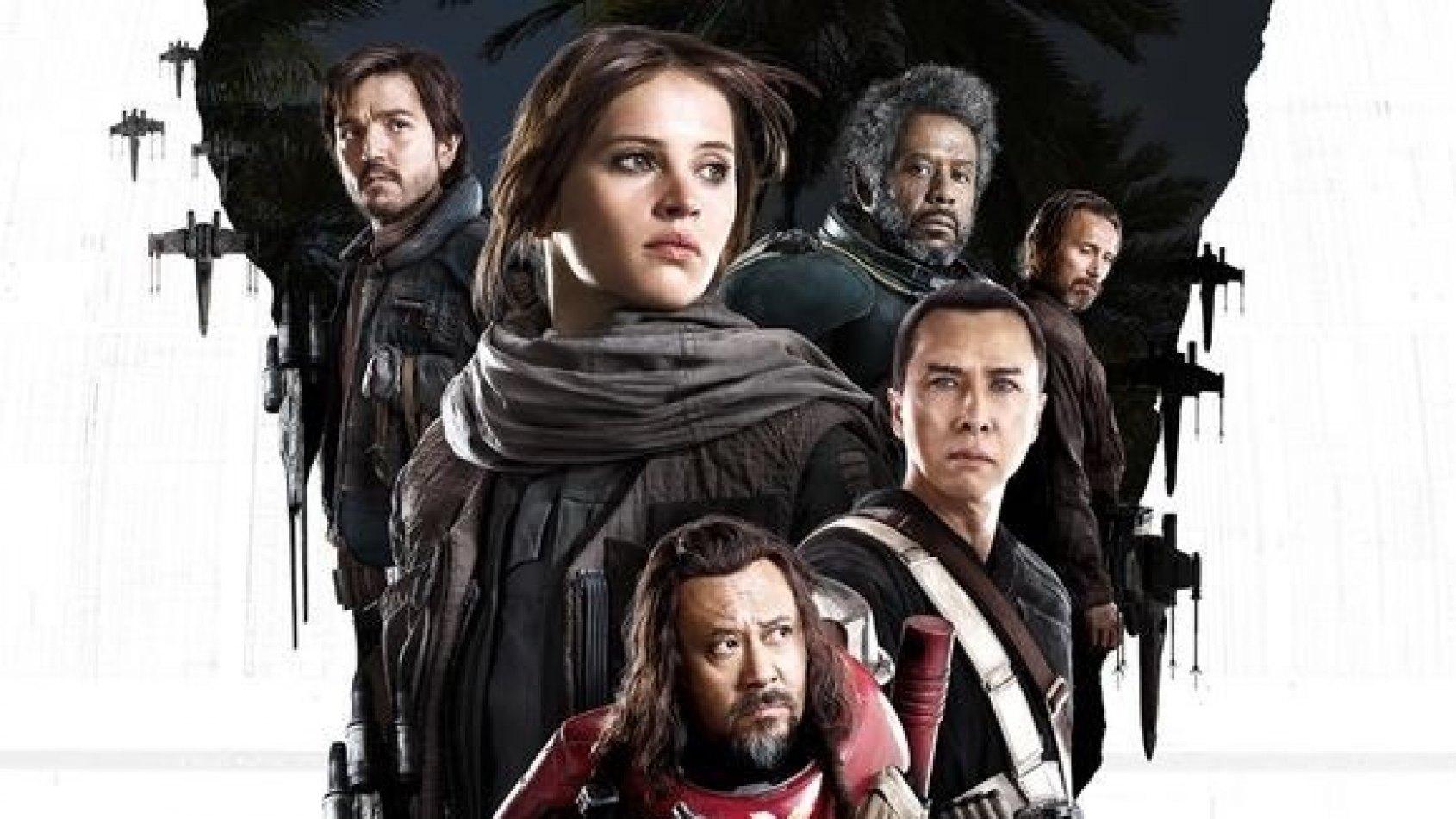 Un poster Imax pour Rogue One