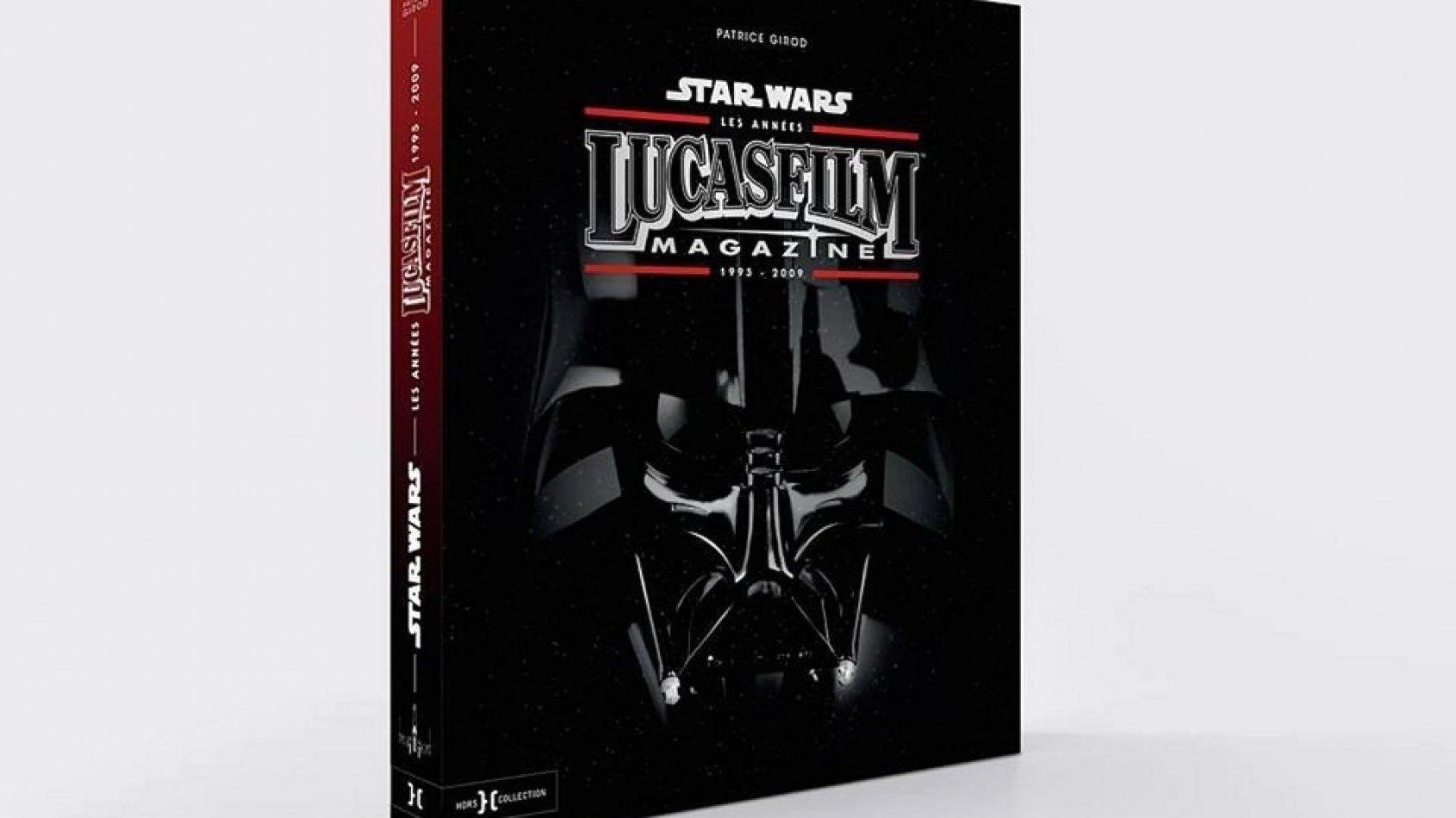 Review : Les Années Lucasfilm Magazine