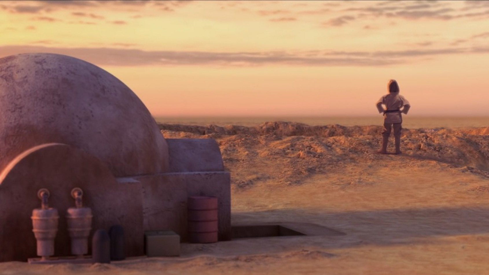Le Secret de Tatooine : un Fan Film français !