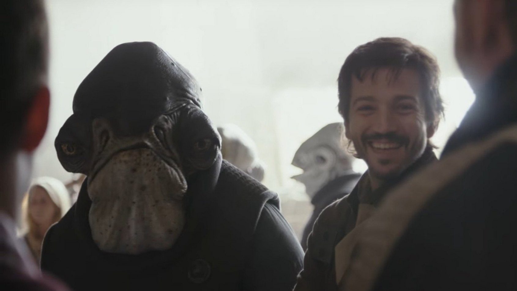 Un Nouveau Making Of pour Rogue One !