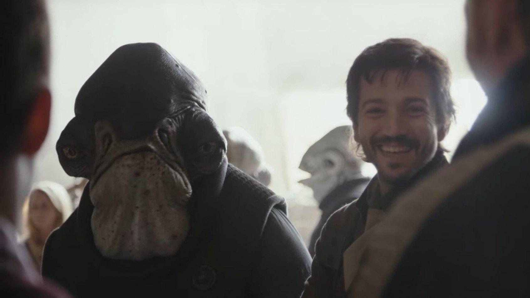 Un Nouveau Making Of pour Rogue One !