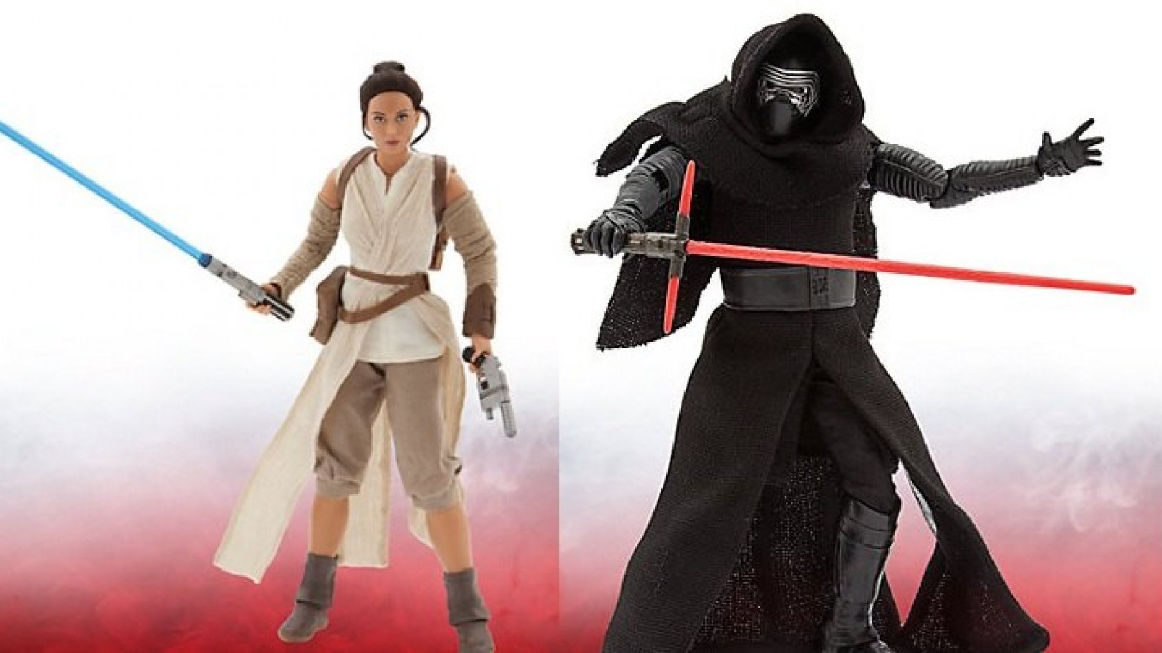 Disney Store lance ses grandes figurines Star Wars !