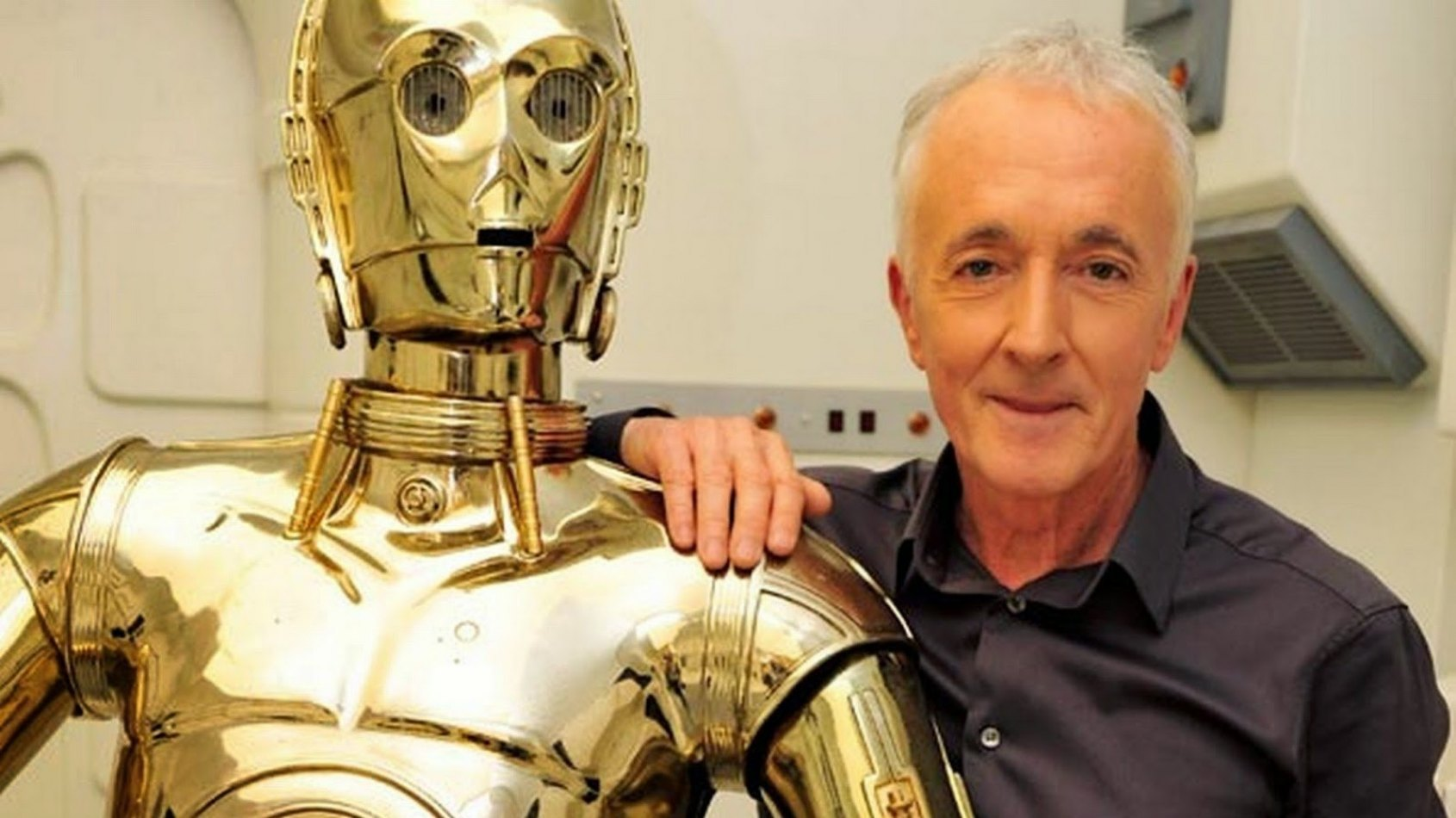 Anthony Daniels au Toulouse Game Show