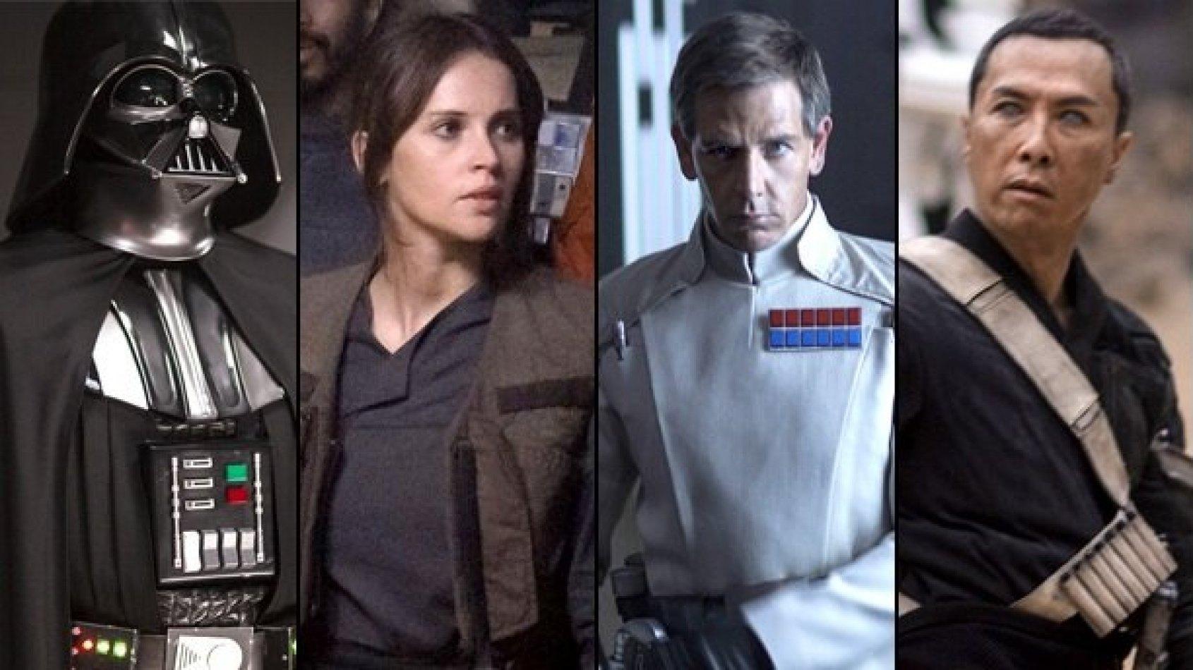 14 Nouvelles photos pour Rogue One et de nouvelles infos !