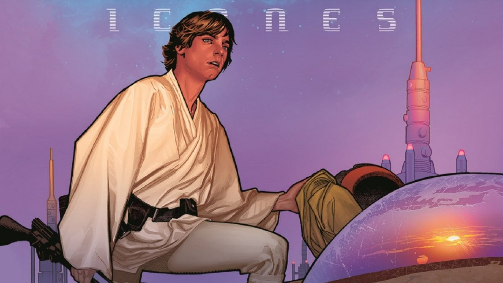 Review : Star Wars Icones 3 : Luke Skywalker