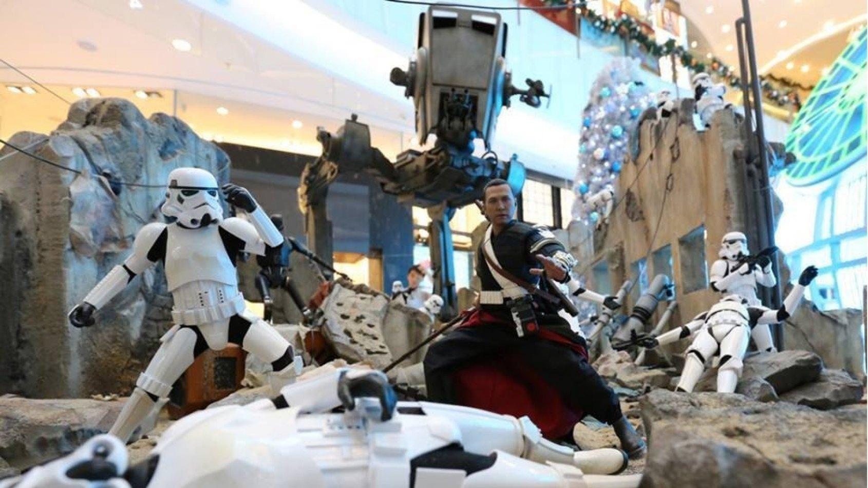 Hot Toys dévoile ses nouvelles figurines Rogue One