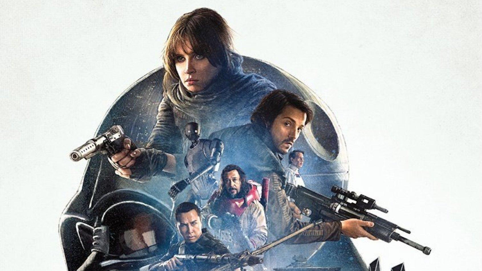 Trois nouveaux posters IMAX pour Rogue One !