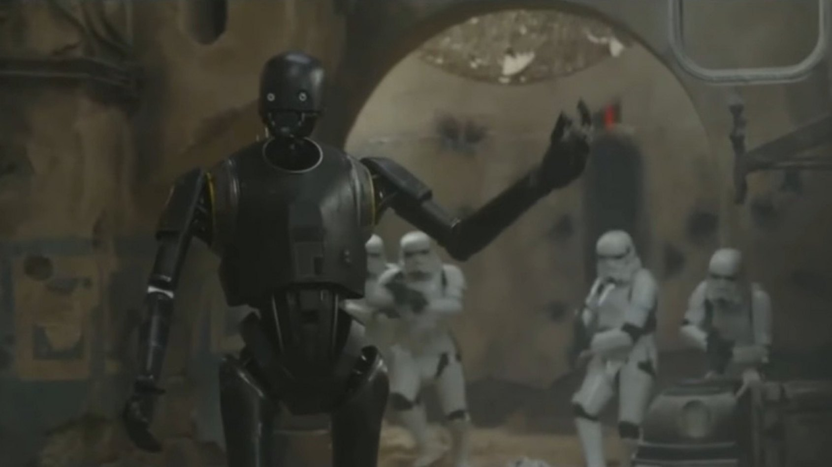Un nouveau trailer de Rogue One pour Thanksgiving !