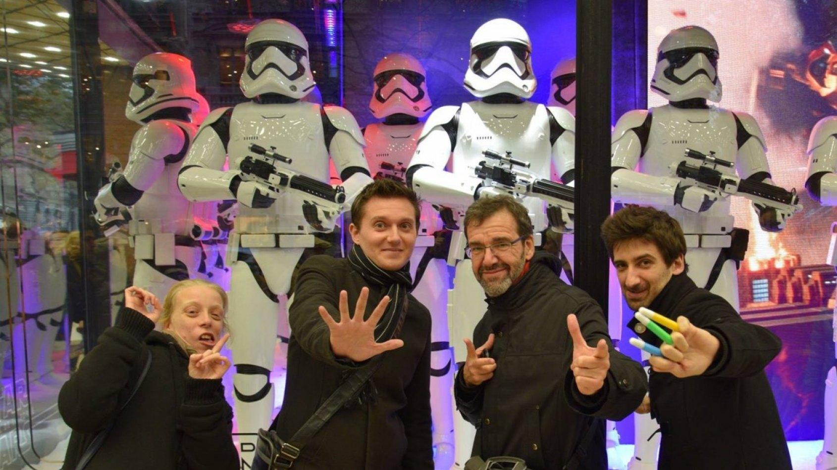 Les sorties Planète Star Wars autour de Rogue One