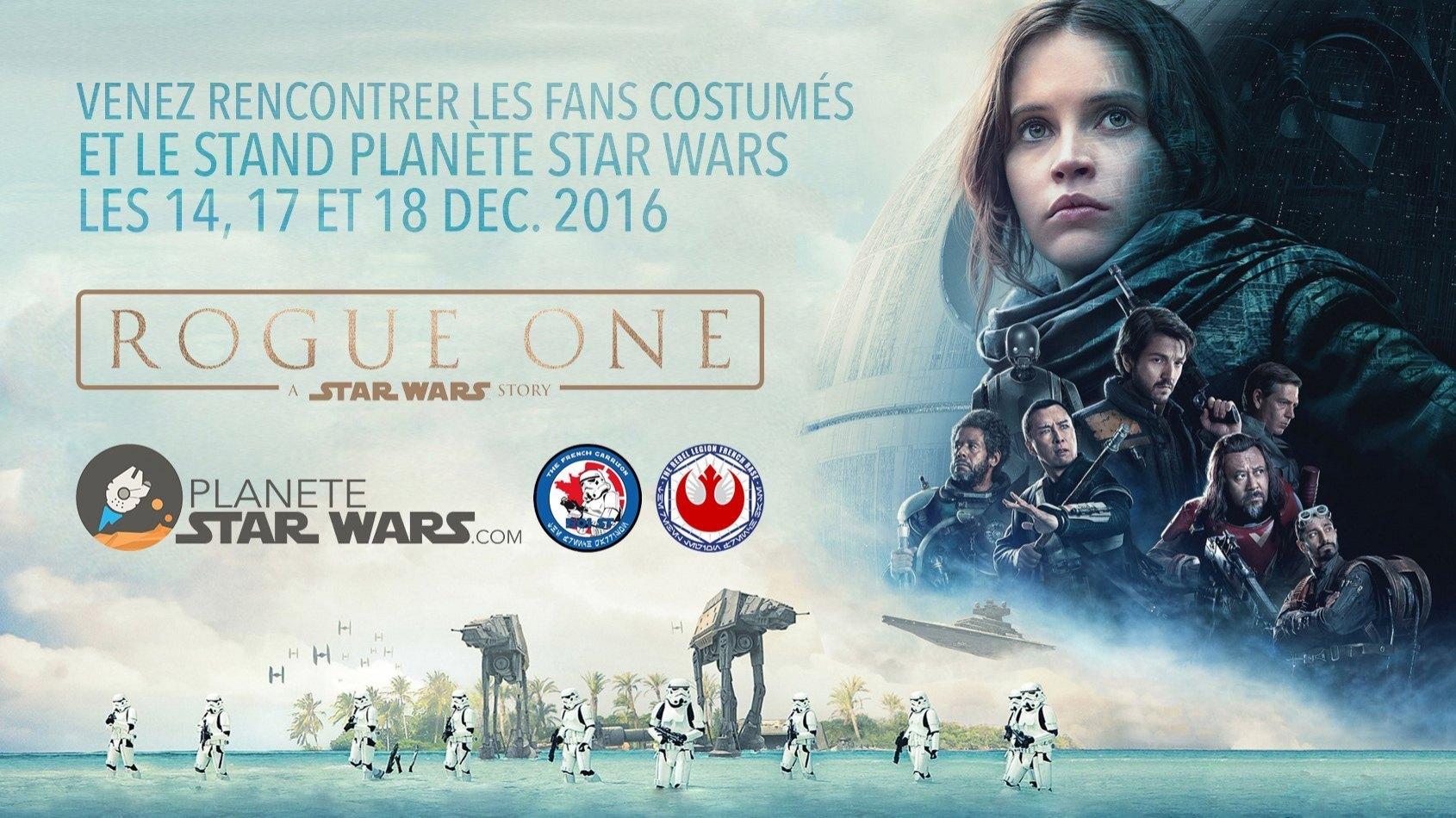 Rogue One, c'est dans une semaine ! Où aller le voir ?