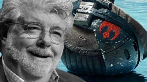 The Star Wars Show: La réaction de George Lucas sur Rogue One