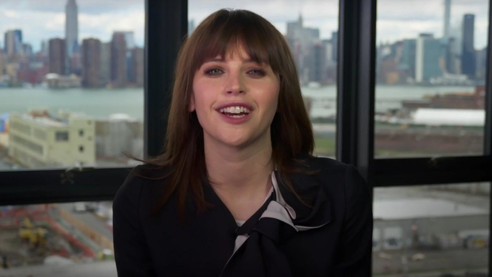 Felicity Jones a un message très important à faire passer