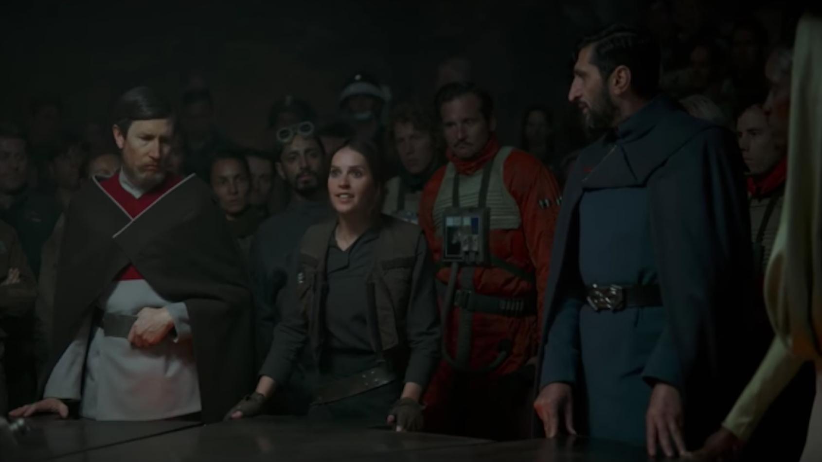 Deux autres personnages de la prélogie dans Rogue One ?