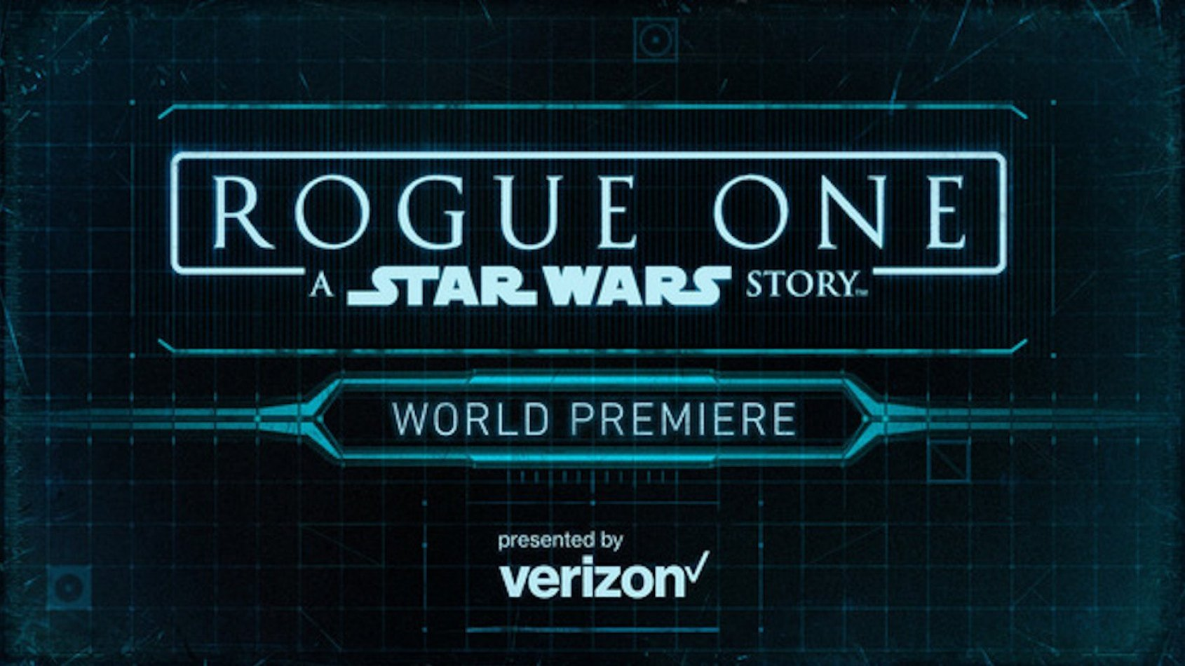 La World Premiere de Rogue One c'est ce soir!