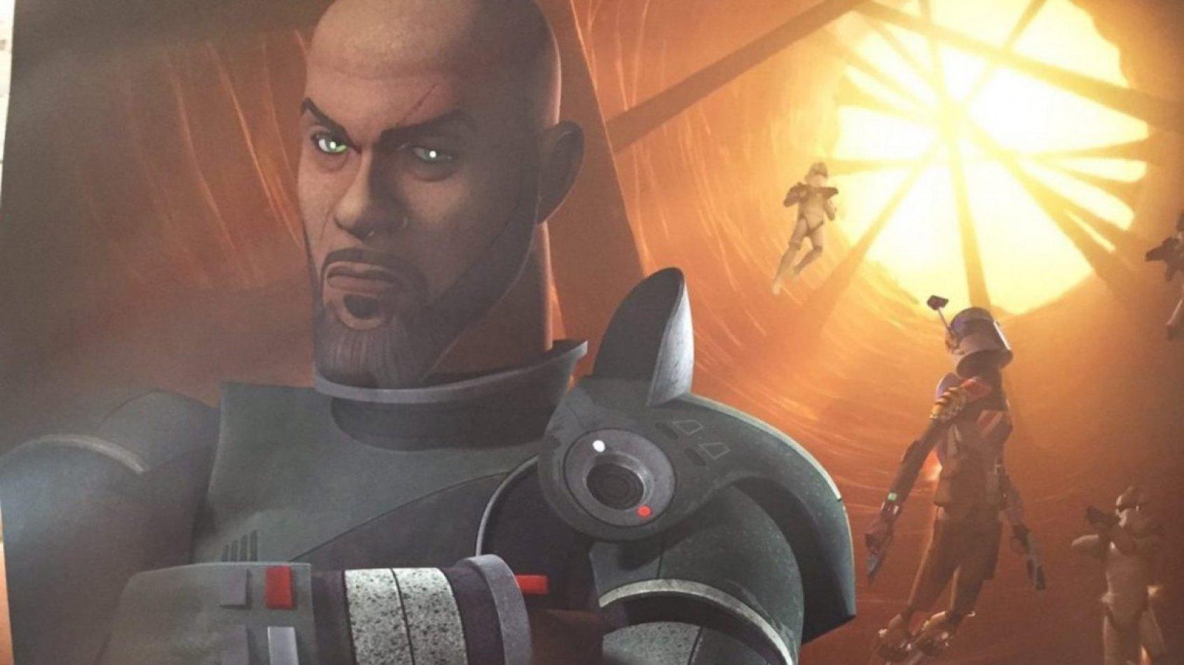 Saw Gerrera débarque dans Star Wars Rebels