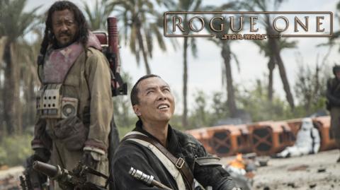 Rogue One vient de sortir dans les salles chinoises!