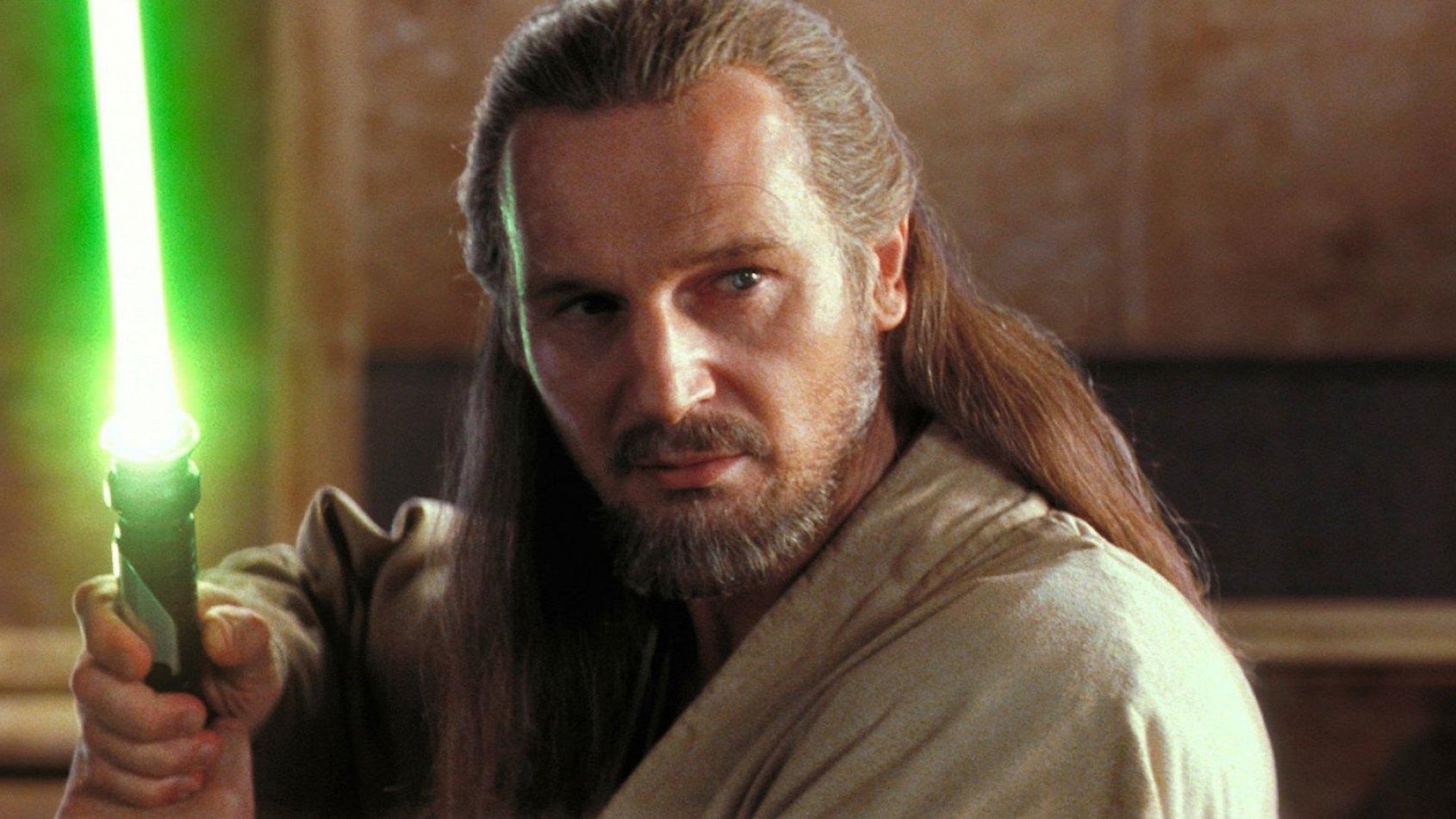 Qui Gon Jinn, l'un des meilleurs personnages de Star Wars?