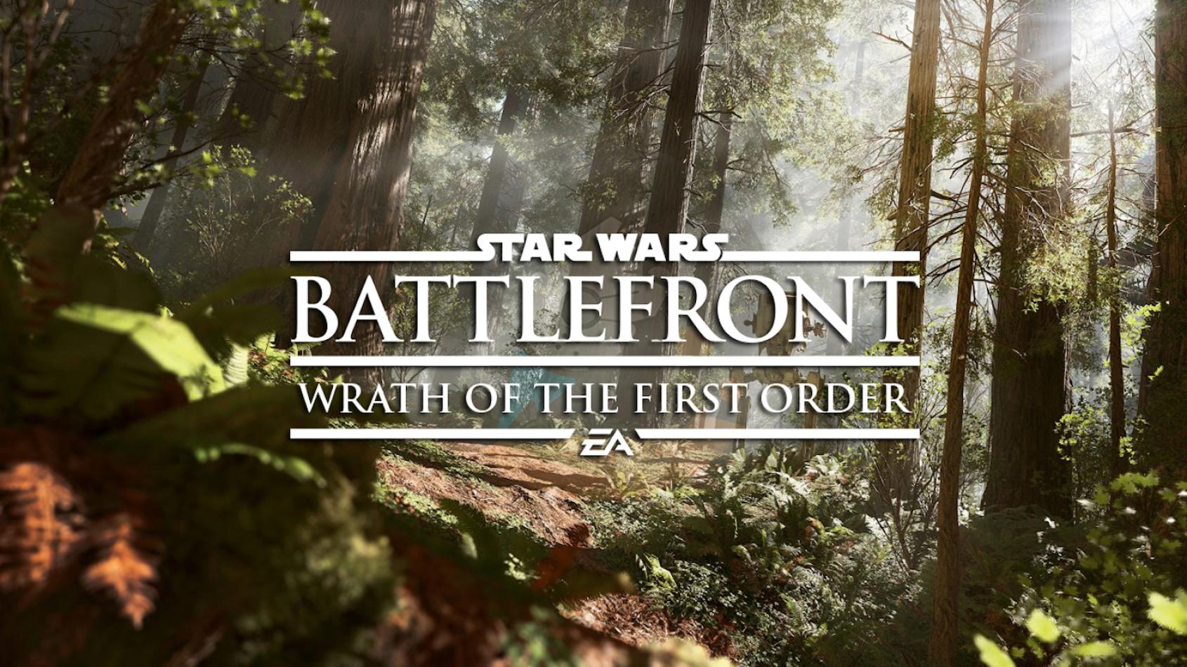 Un titre pour le prochain Battlefront !