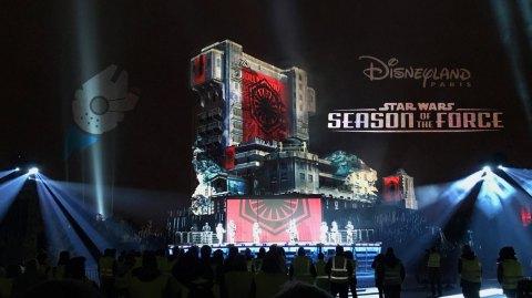 La Saison de la Force à Disneyland Paris : une expérience magique !