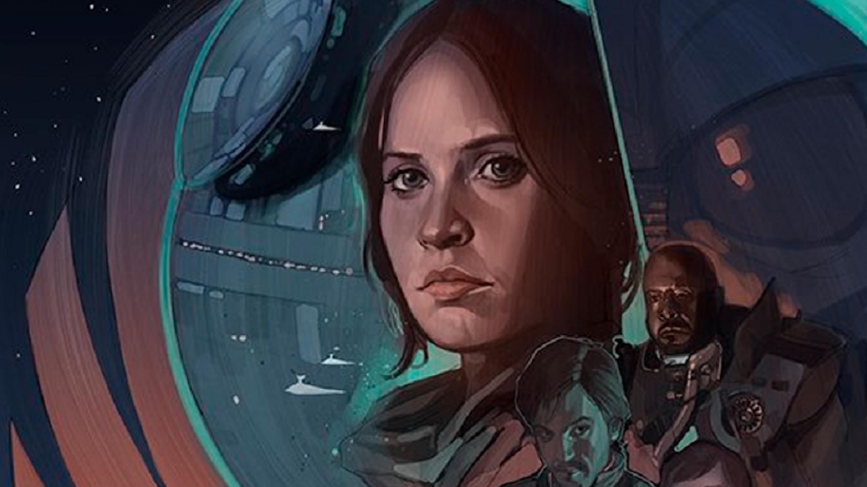 Marvel annonce l'adaptation de Rogue One en comic book !