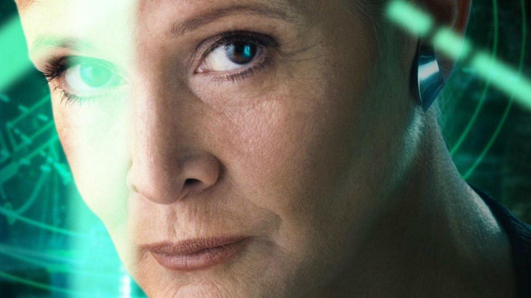 Une Leia en images de synthèse pour l'épisode IX ?
