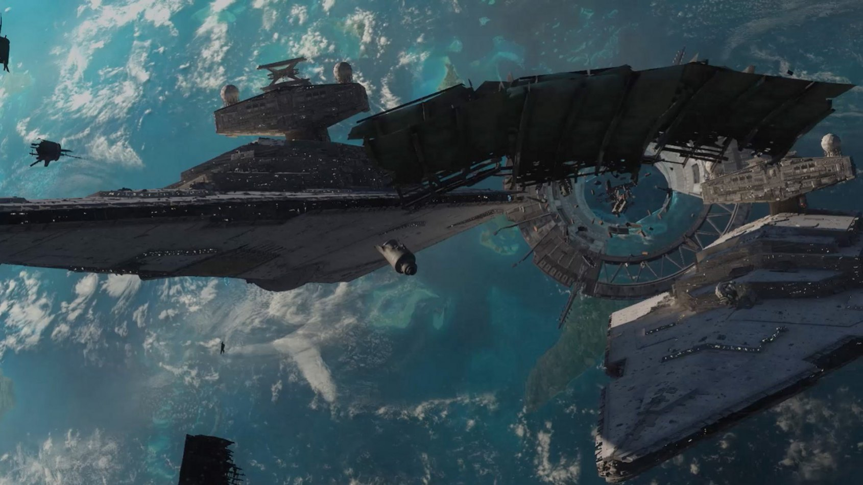Qu'est devenu l'équipage de la corvette Hammerhead ?