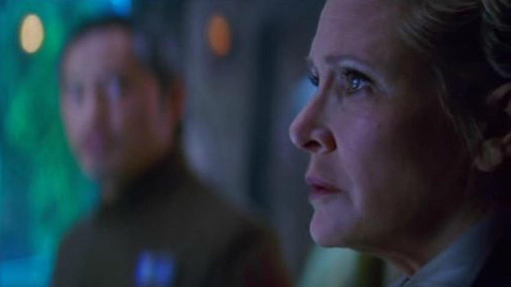 LucasFilm ne prévoit pas de recréer Leia en CGI pour l'épisode IX