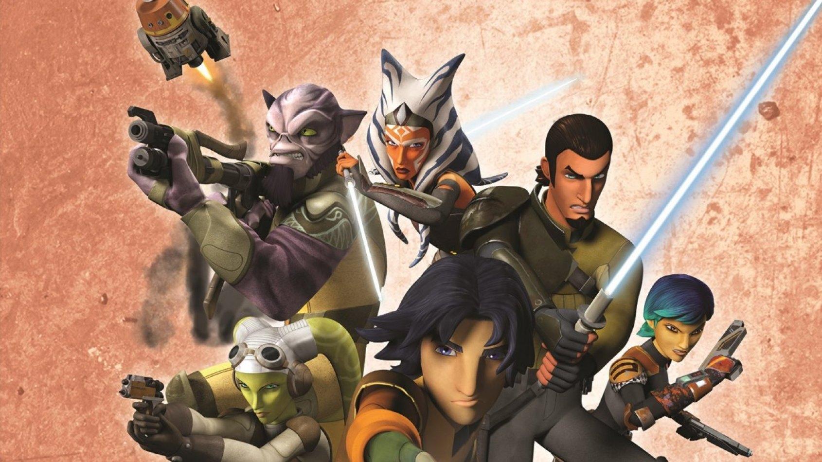 Review : Star Wars Rebels 5