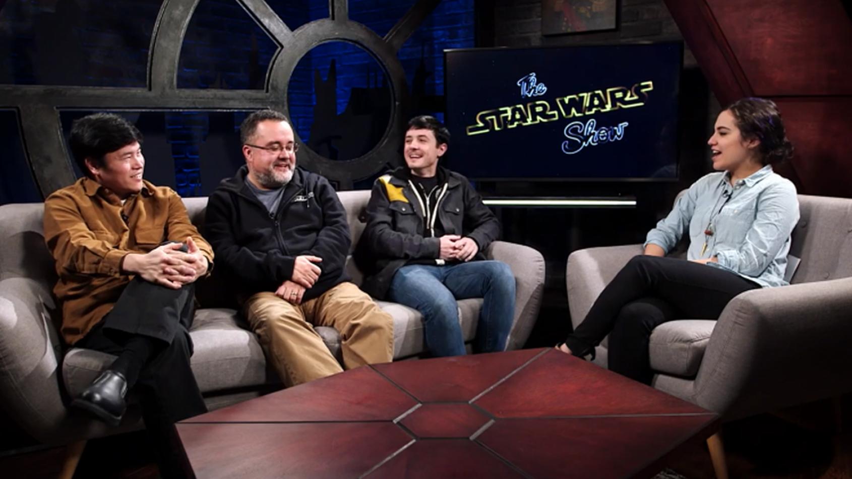 Le Star Wars Show nous dévoile quelques secrets de Rogue One !