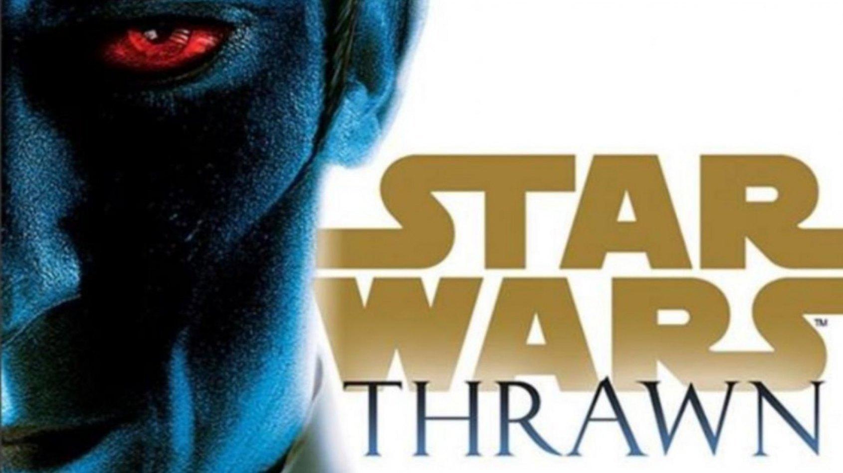 Un premier synopsis de Star Wars: Thrawn révélé
