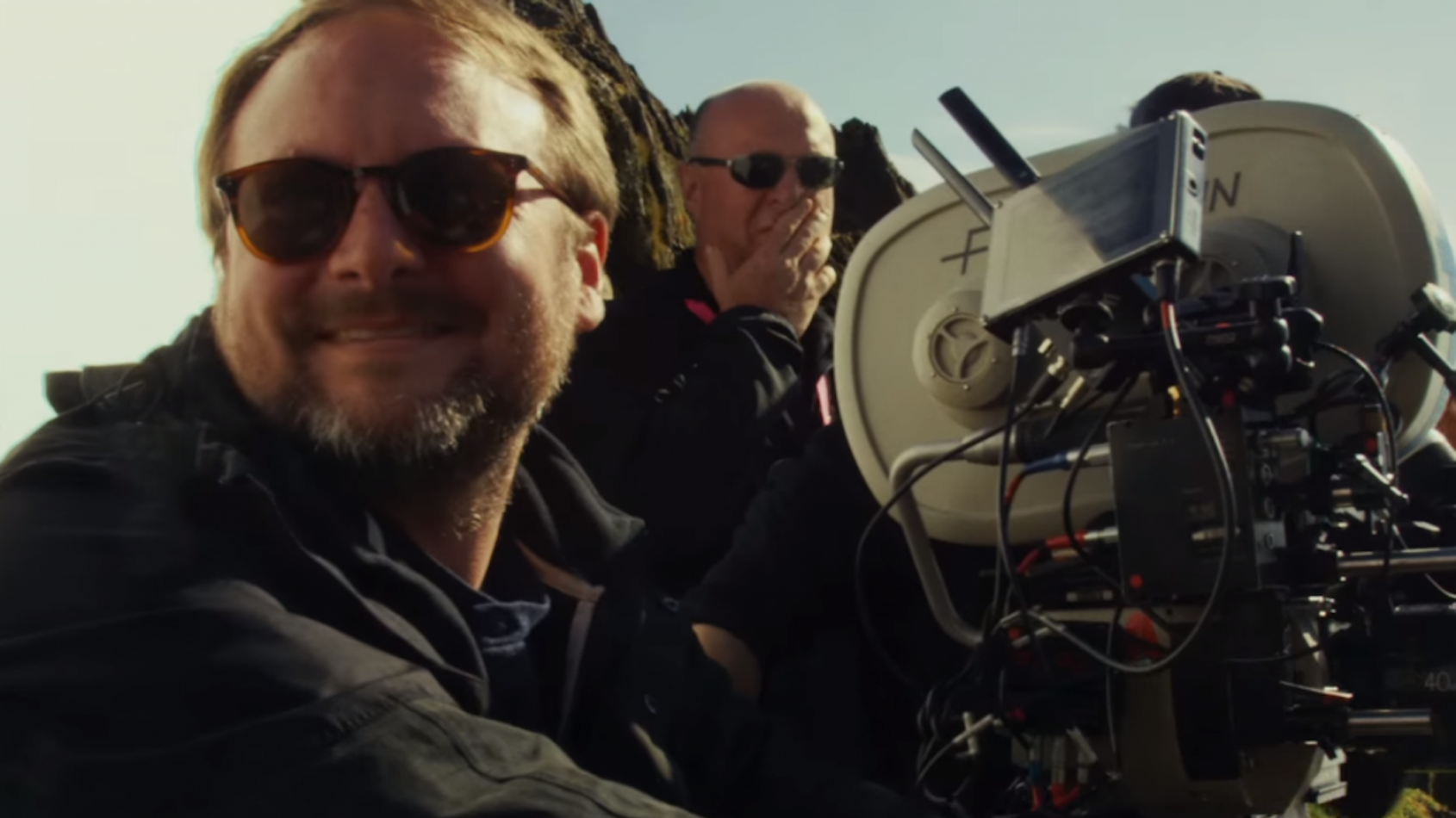 Rian Johnson dévoile l'introduction de The Last Jedi... en partie