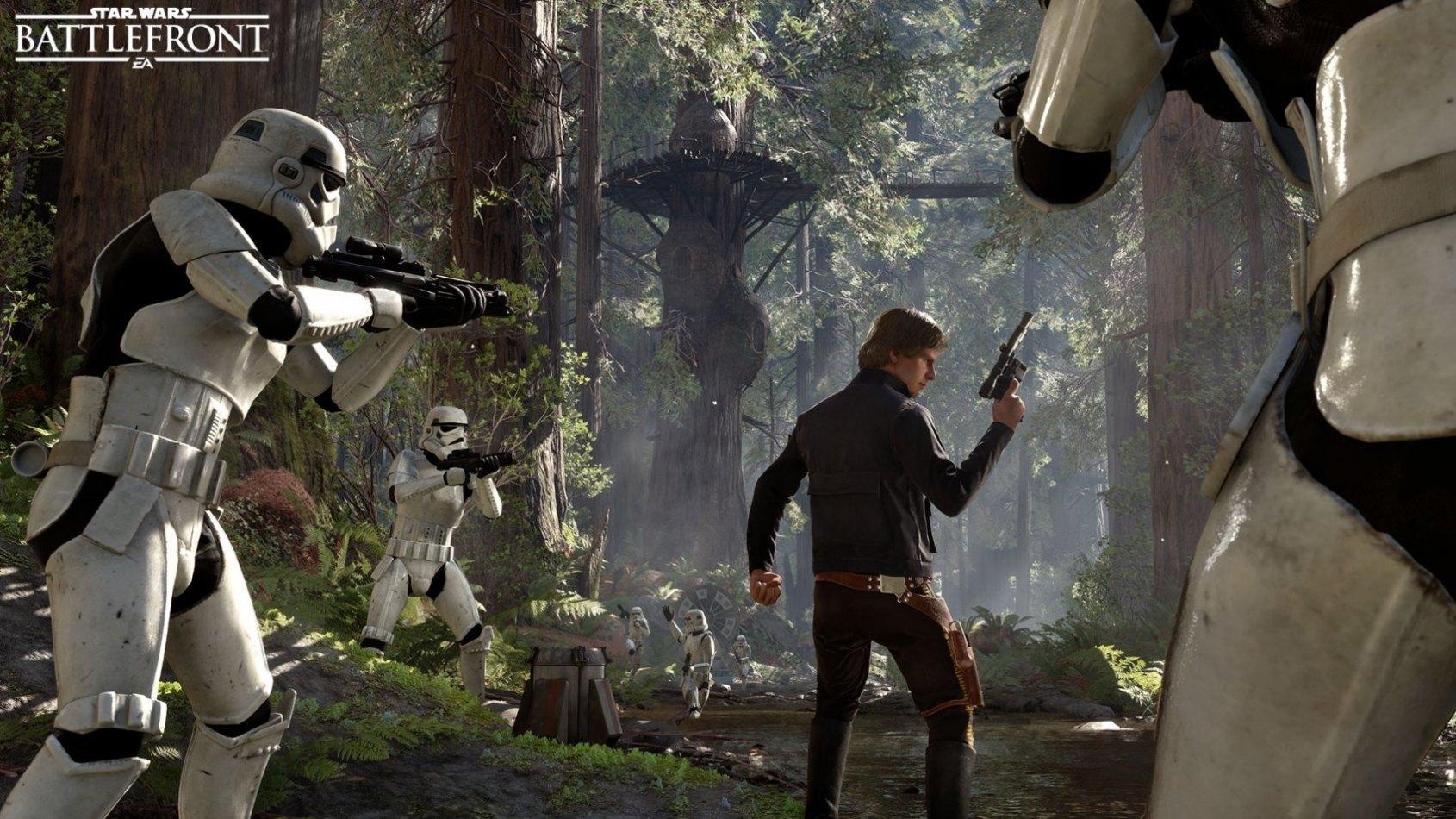 Battlefront 2 aura bien une campagne solo !