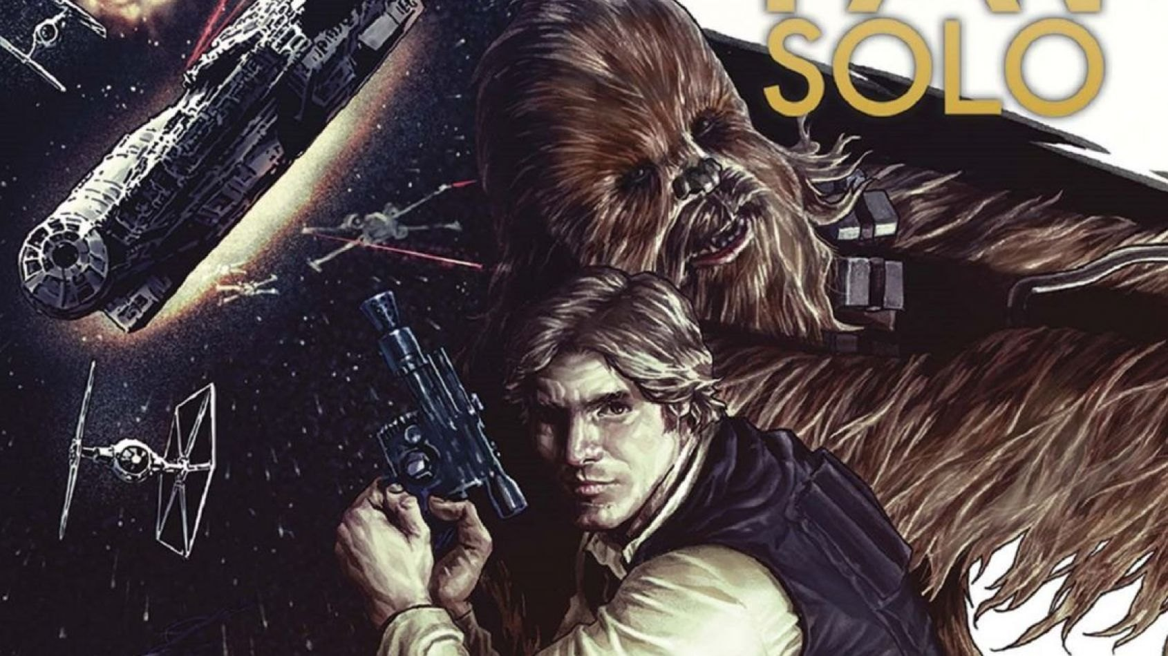 Review : Han Solo : La Course du Vide du Dragon, chez Panini