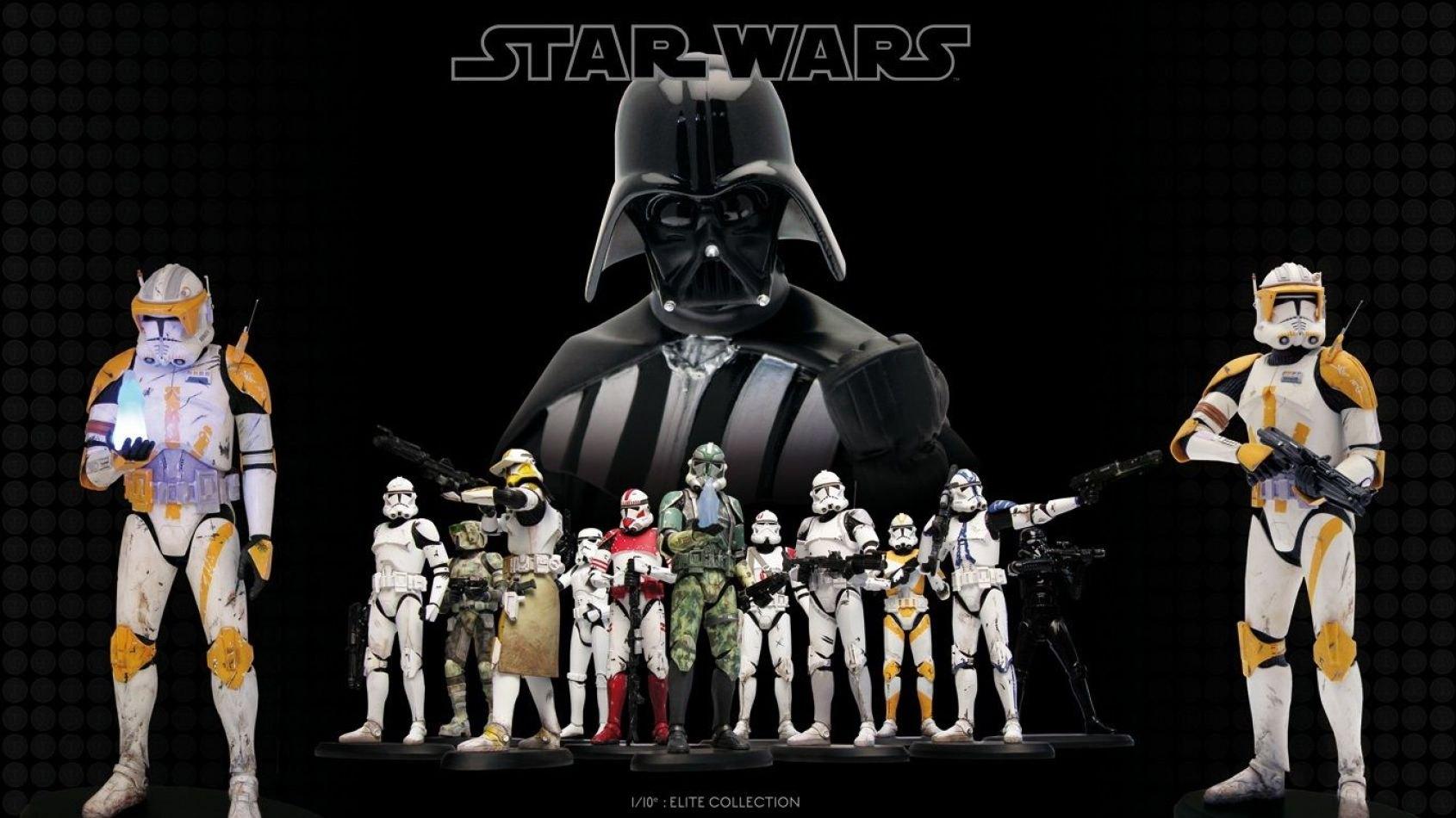 Attakus revient avec de nouvelles statuettes Star Wars !