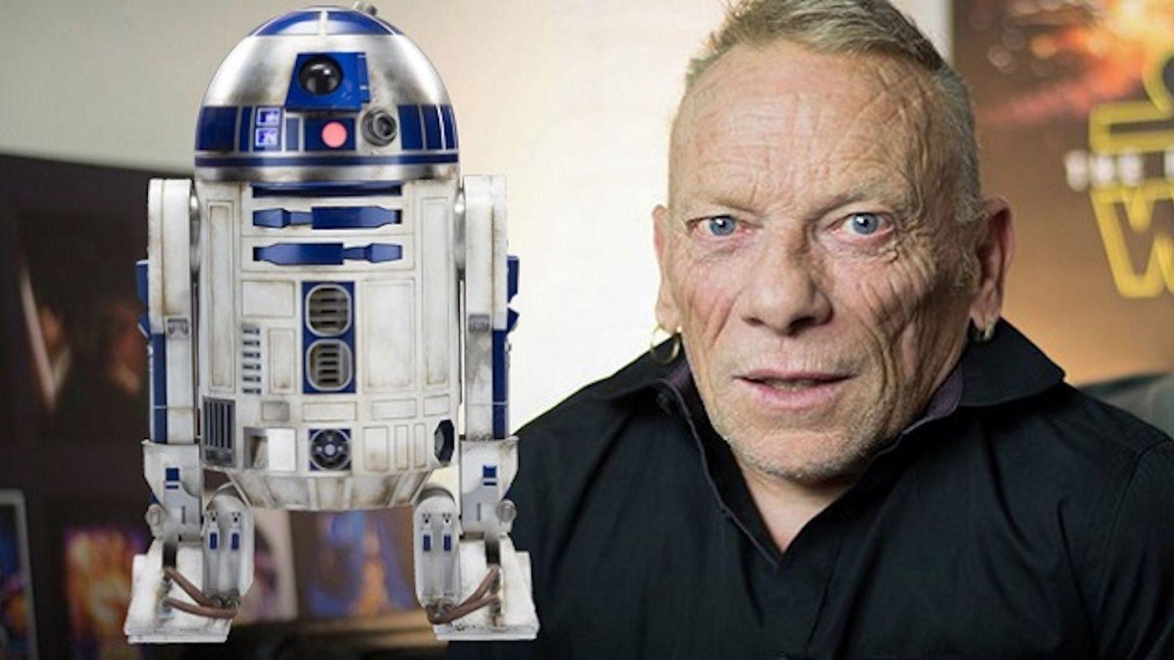 Jimmy Vee est le nouvel interprète de R2-D2