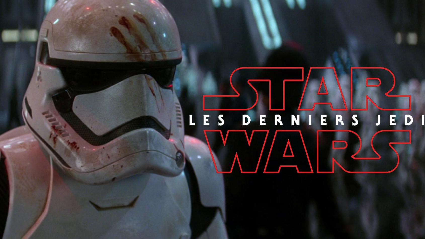 Des infos sur Finn dans Les Derniers Jedi !