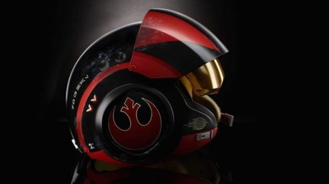 Hasbro: le casque Black Series de Poe Dameron révélé