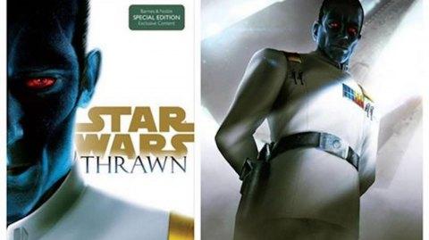Un poster exclusif inclus dans le livre Star Wars: Thrawn