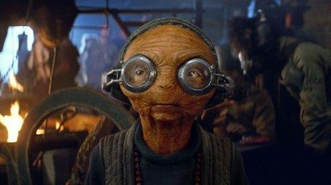 Lupita Nyong'o préfère garder le secret sur 'Les Derniers Jedi'