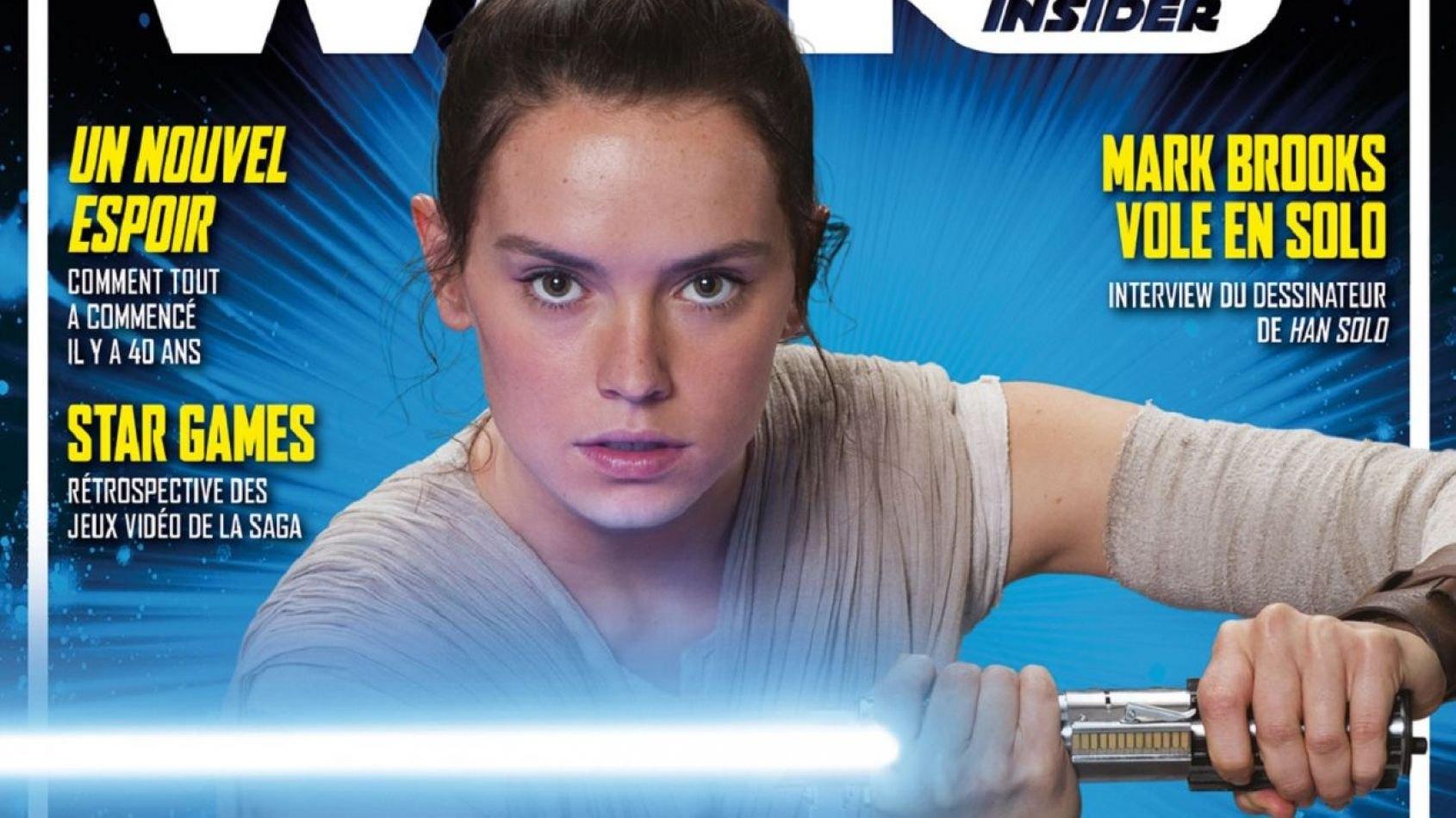 Panini : Sortie de Star Wars Insider 10