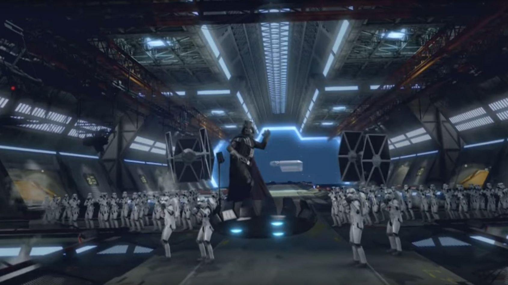 Un aperçu vidéo officiel pour Star Tours 2 à Disneyland Paris !