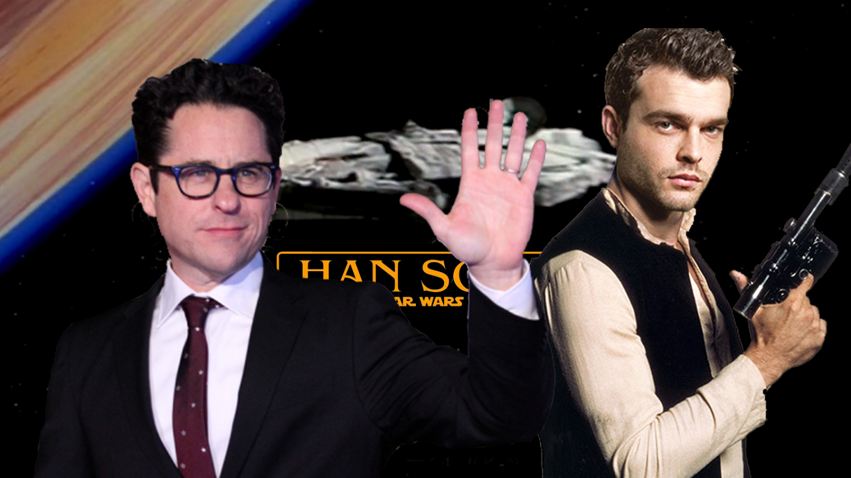 J.J. Abrams a dit que le script de Han Solo était incroyable !