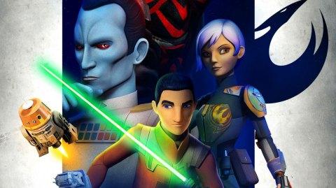 Star Wars Rebels confirmé pour une 4ème saison !