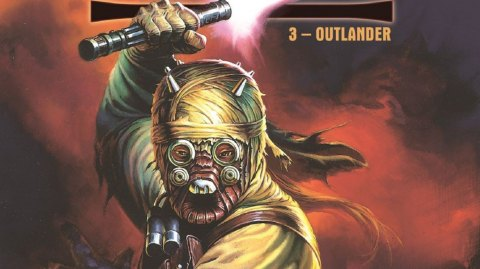 Review :  L'Ordre Jedi 3 : Outlander