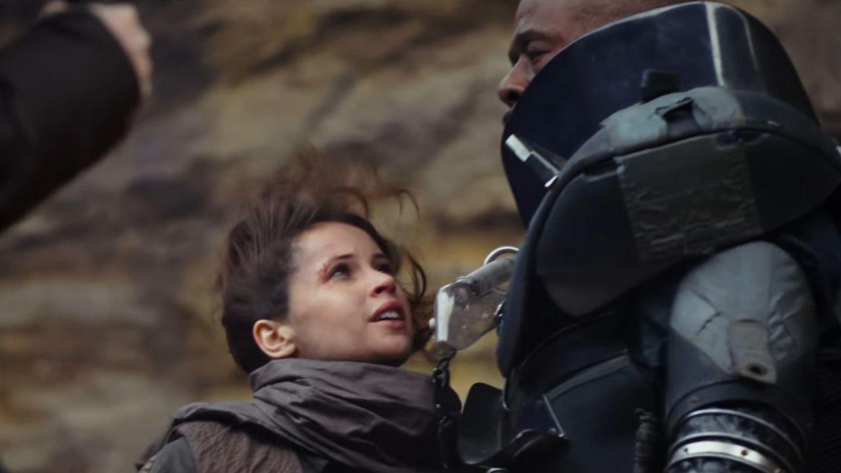 Une scène coupée de Rogue One dévoilée dans l'adaptation en comics ?