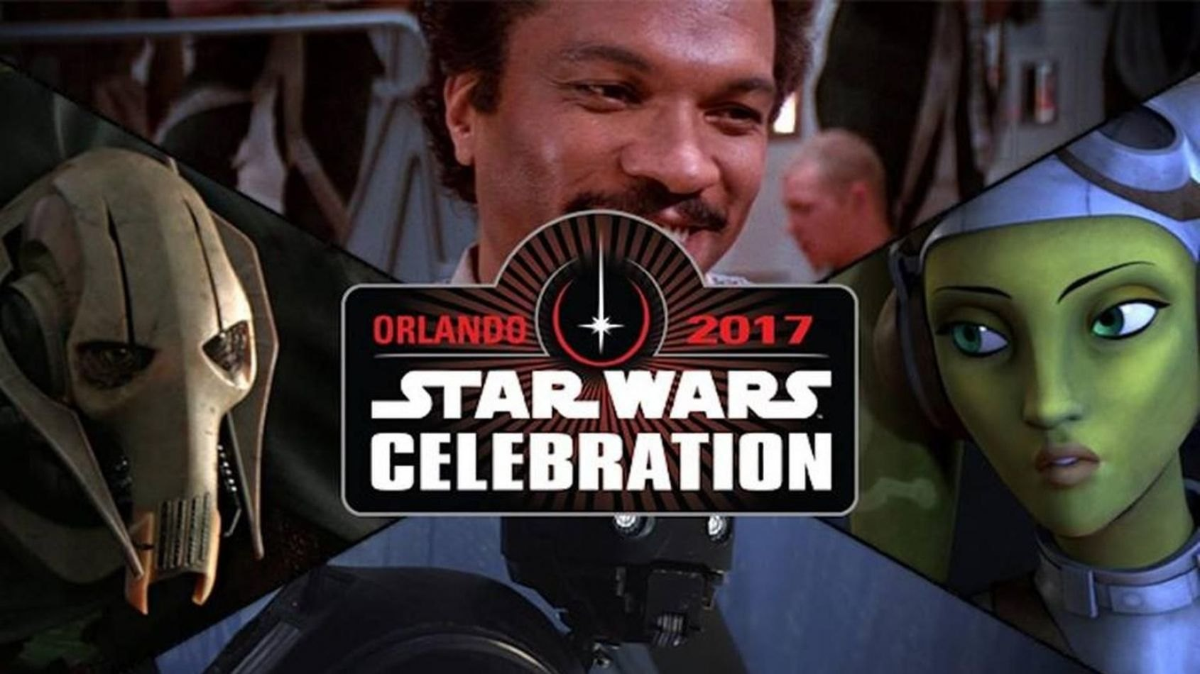 Celebration Orlando: Billy Dee Williams et d'autres stars confirmés !